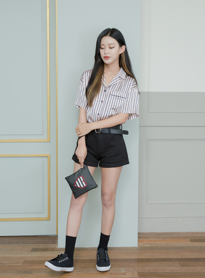 Heart mini clutch | 럽미