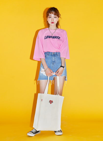 Heart Eco-Bag | 럽미