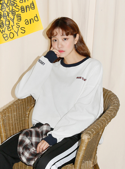 Gender Sweat Shirts | 럽미