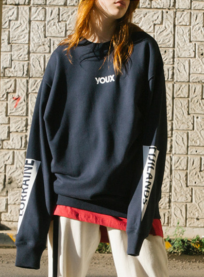 IDEAL SWEATSHIRT_NAVY