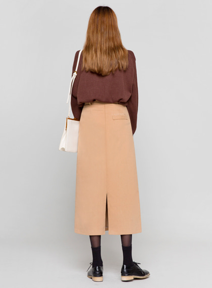 Ladyish Long Skirt(피치기모)