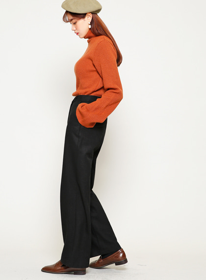 Wool Long Slacks(울60%) | 럽미