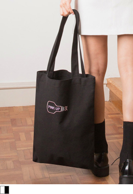 Pink up eco bag