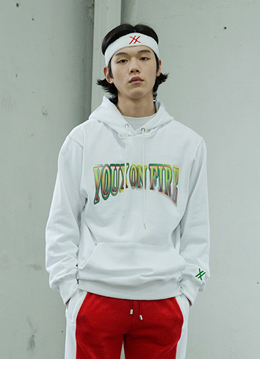 YOUX ON FIRE HOODIE